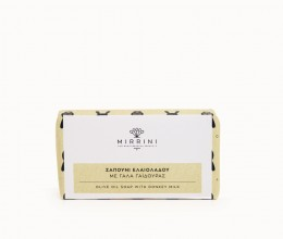 mirrini-natural soap-donkey milk-olive oil