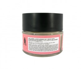 mirrini-natural cosmetics - donkey milk-day cream - pomegranate extract
