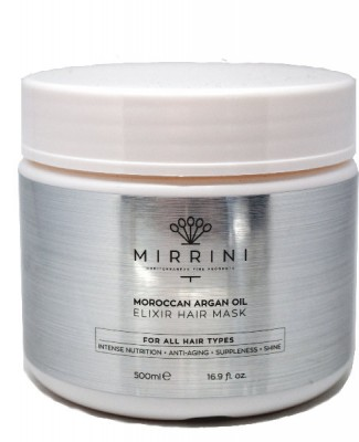 Mirrini Moroccan Argan Oil Hair Mask
